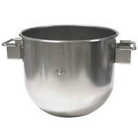 Sammic 2509497 40 Qt. Stainless Steel Planetary Mixer Bowl