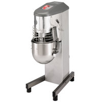 Sammic BE-20I 20 Qt. Commercial Planetary Stand Mixer - 208-240V, 1 1/4 hp