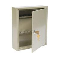 Steelmaster 2019060A03 10 5/8 inch x 3 inch x 12 1/8 inch Sand Key Lock Steel 60 Uni-Tag Key Cabinet
