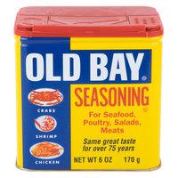 Old Bay 900523 6 oz. Seasoning - 12/Case