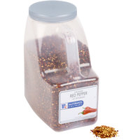 McCormick 932631 Crushed Red Pepper - 3.25 lb.