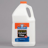Elmer's E340 1 Gallon White Liquid School Glue