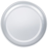 Choice 19 3/4 inch x 2 inch Aluminum Seafood Tray