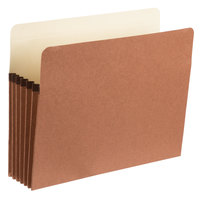 Pendaflex PFX 1534G-OX Letter Size File Pocket - 10/Box