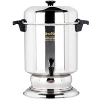 West Bend 13550 55 Cup (2.2 Gallon) Stainless Steel Coffee Urn