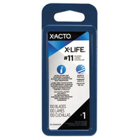 X-Acto X611 #11 Knife Blade - 100/Box