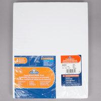 Elmer's 950021 11 inch x 14 inch White Pre-Cut Polystyrene Foam Board - 4/Pack