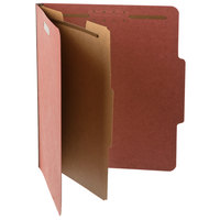 Pendaflex PFX 1157R Letter Size Classification Folder - 10/Box