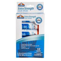 Elmer's E532 0.88 oz. Extra Strength Office Glue Stick   - 12/Box