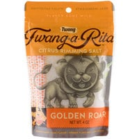Twang Golden Roar Citrus Rimming Salt - 4 oz.