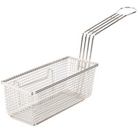 Cecilware V091A 10 3/4 inch x 3 3/8 inch x 3 3/4 inch Fryer Basket with Right Hook