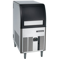 Scotsman CU0515 15 inch Air Cooled Undercounter Full Size Cube Ice Machine - 84 lb.