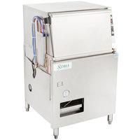 Noble Warewashing DG Low Temperature Single Rack Glass Washer / Dishwasher