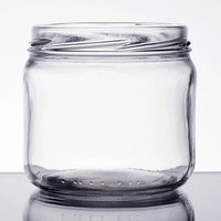 Libbey 92151 12 oz. Culinary Jar - 12/Case