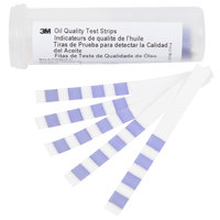 3M Frying Oil Test Strips - 40 / Vial