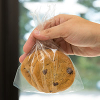 Elkay Plastics P12F0537 Plastic Food Bag / Candy Bag 5 3/4 inch x 7 3/4 inch - 2000/Box