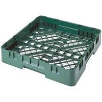 Cambro BR258119 Sherwood Green Camrack Customizable Full Size Open Base Rack