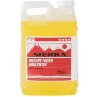 Sierra by Noble Chemical 2.5 gallon / 320 oz. Instant Floor Finish Emulsifier - 2/Case