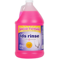 Noble Chemical TDS Rinse 1 Gallon / 128 oz. Additive Drying Agent - 4/Case