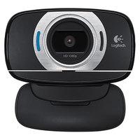 Logitech 960000971 C615 Black/Silver 8MP HD Webcam