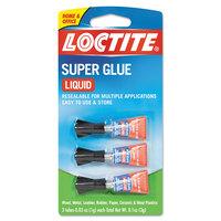 Loctite 1710908 .04 oz. Clear Liquid Super Glue - 3/Pack