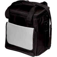 Franmara 8482 Six-Bottle Shoulder-Strap Wine Tote