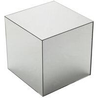 Carlisle SMMC823 MirAcryl 8 inch Mirror Cube