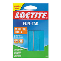 Loctite 1270884 Fun-Tak 2 oz. Mounting Putty
