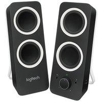 Logitech 980000800 Z200 2.0 Stereo Speaker Set