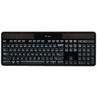 Logitech 920002912 K750 Wireless Black Solar Keyboard