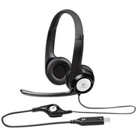 Logitech 981000014 H390 Headset with Noise-Canceling Microphone