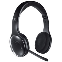 Logitech 981000337 H800 Wireless Headset with Noise-Canceling Microphone