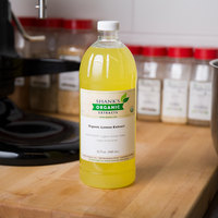 Shank's 32 oz. Organic Lemon Extract