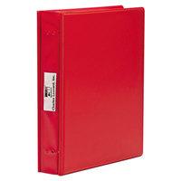 Charles Leonard 61603 Varicap6 Red Expandable Binder