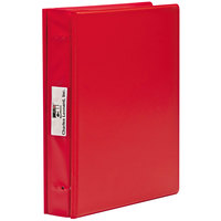 Charles Leonard 61603 Varicap6 Red Expandable Binder