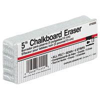 Charles Leonard 74555 5 inch Wool Felt Chalkboard Eraser