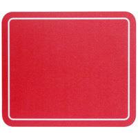 Kelly 81108 Optical Red Vinyl Mouse Pad