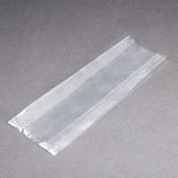 LK Packaging 15G-084021 Plastic Food Bag 8 inch x 4 inch x 21 inch 1.5 mil. Gauge - 1000/Box
