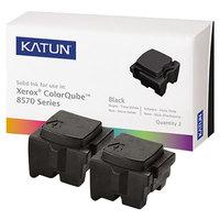 Katun 39401 Black Laser Printer Solid Ink Stick - 2/Box