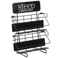 Steep by Bigelow 4 Over 4 Tea Rack / Merchandiser