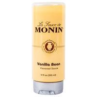 Monin 12 oz. Vanilla Bean Flavoring Sauce
