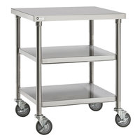 Merrychef STACK36 36 inch Single Oven Cart