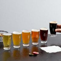 Acopa 5 oz. Barbary Sampler Glass - 6/Pack