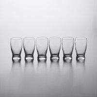 Acopa 5 oz. Barbary Beer Tasting Glass - 6/Pack