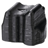 Katun 39393 Black High-Yield Laser Printer Solid Ink Stick - 6/Box