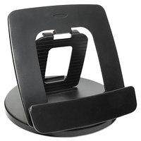 Kantek TS680 Black Rotating Desktop Tablet Stand