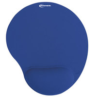 Innovera 50447 Blue Mouse Pad with Gel Wrist Rest