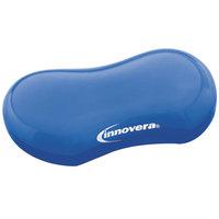 Innovera 51432 Blue Gel Mouse Wrist Rest
