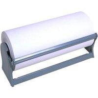 Bulman A520-18 18 inch Deluxe All-In-One Paper Dispenser / Cutter