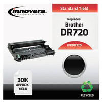 Innovera DR720 Black Laser Printer Drum Cartridge